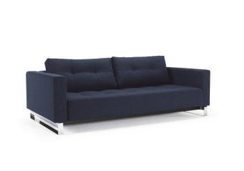 дизайнерски разтегателен диван