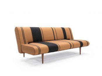 Разтегателен диван UNFURL Vintage Stripe