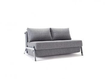 Разтегателен диван Cubed 160 Chrome