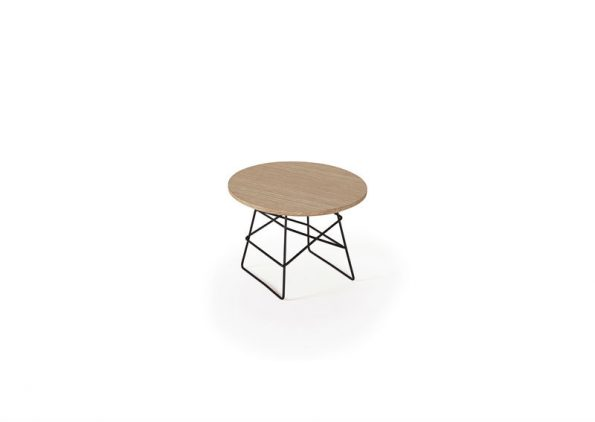 Холна маса Grid Oak Ф-45 см.