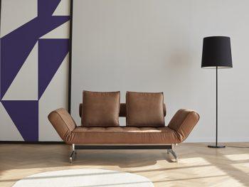 Разтегателен диван-легло Ghia Chrome