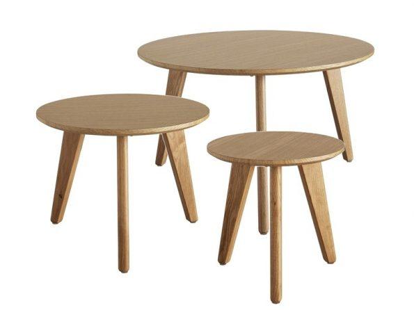 Холна маса Nordic Oak