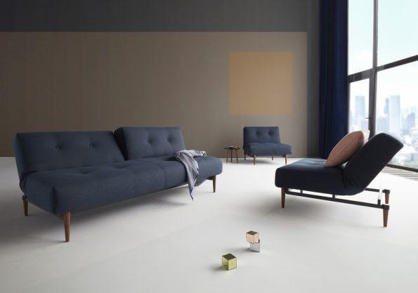 Разтегателен диван Ample