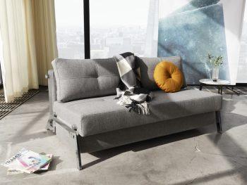 Разтегателен диван Cubed 160 Chrome 521