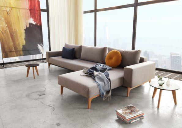 Разтегателен диван Idun Lounge
