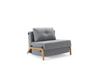 Разтегателен фотьойл Cubed 90 Wood 565