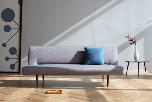 Дизайнерски разтегателен диван UNFURL 217