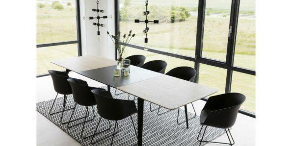 дизайнерска маса за трапезария Connect 1
