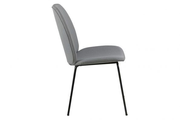 Стол за трапезария Carmen светло сив 2