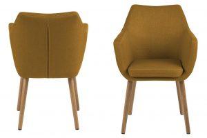Дизайнерски стол за трапезария Nora 1