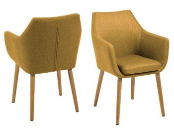 Дизайнерски стол за трапезария Nora