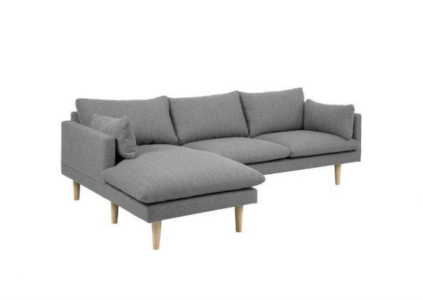 ъглов диван с лежанка Sunderland