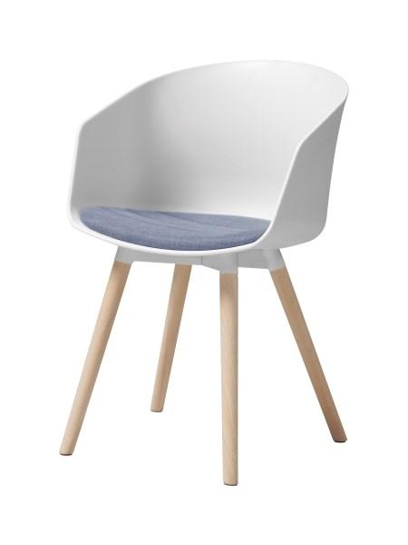 дизайнерски стол за трапезария и заведения Moon bial