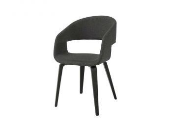 Стол за трапезария NOVA тъмно сив