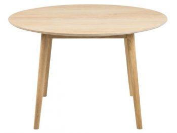 кръгла трапезна маса