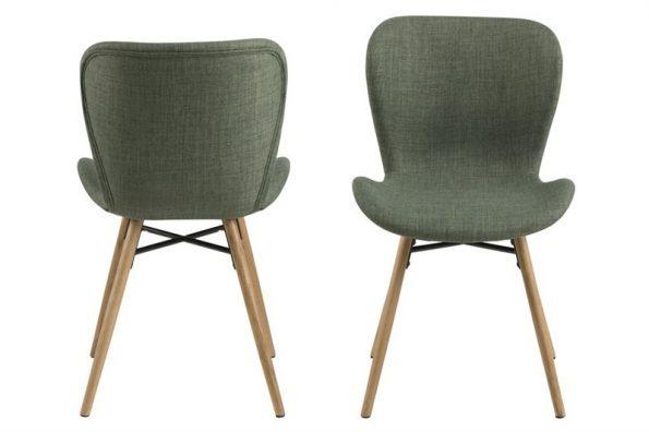 Стол за трапезария Batilda зелен 1