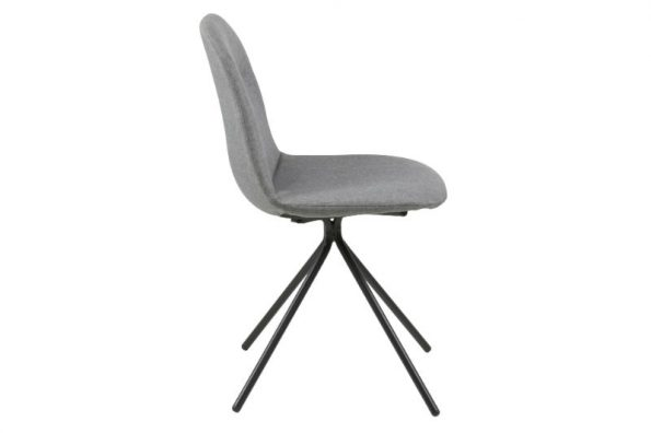 Стол за трапезария Clive светло сив