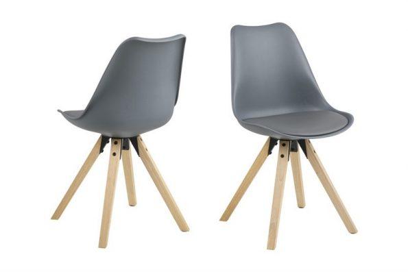 Стол за трапезария Dima сив