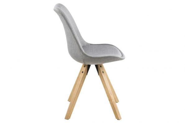 Стол за трапезария Dima светло сив 3