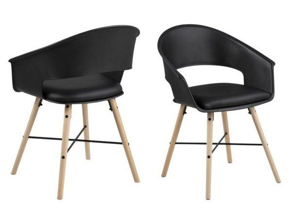 Стол за трапезария Ivar черен