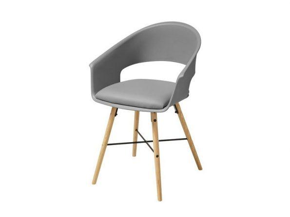 Стол за трапезария Ivar сив