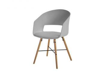 Стол за трапезария LUNA сив 1