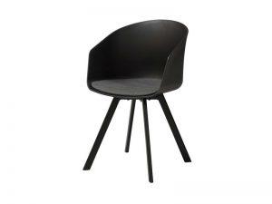 Стол за трапезария MOON 20 черен