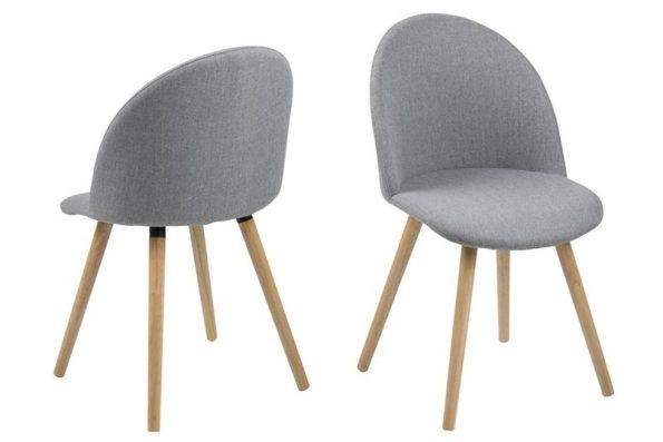 Стол за трапезария Manley светло сив