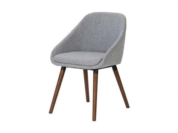 Стол за трапезария NILS светло сив