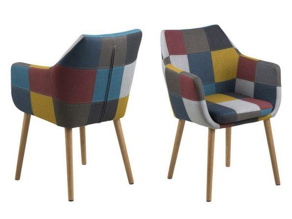 Стол за трапезария Nora patchwork