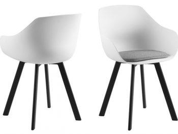 Стол за трапезария Tina бял