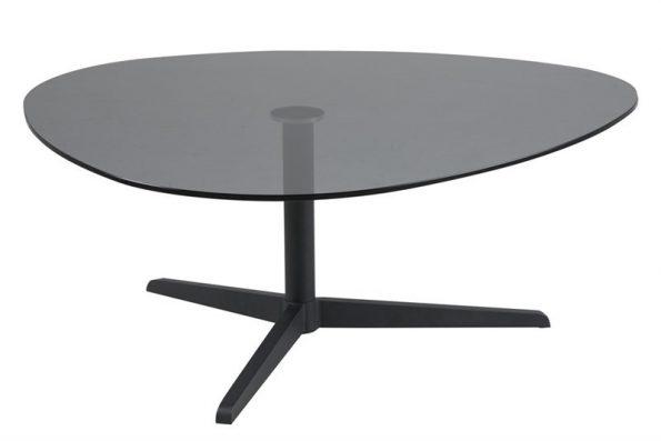 Холна маса Barnsley черна 1