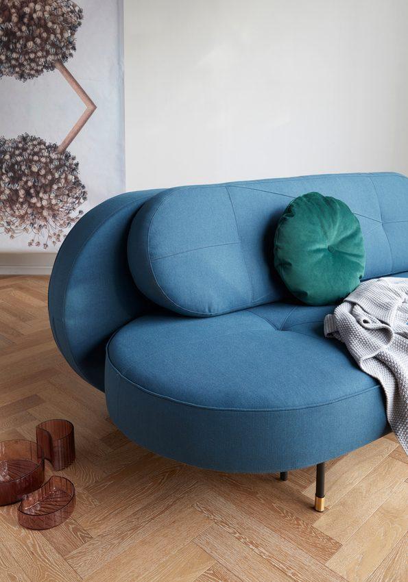Дизайнерски разтегателен диван Filuca 10