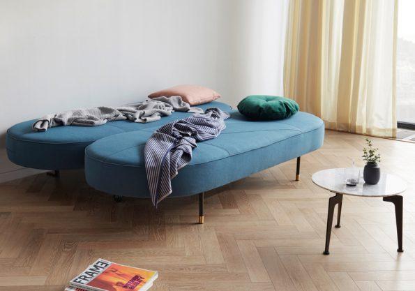 Дизайнерски разтегателен диван Filuca 6