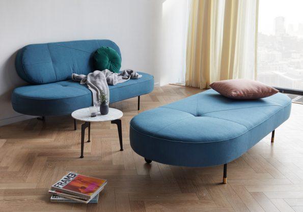 Дизайнерски разтегателен диван Filuca 7