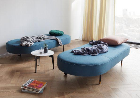 Дизайнерски разтегателен диван Filuca 9
