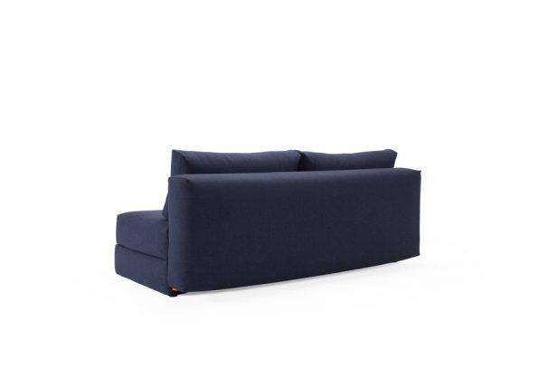 Дизайнерски разтегателен диван Osvald син 2