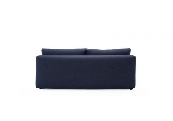 Дизайнерски разтегателен диван Osvald син 3