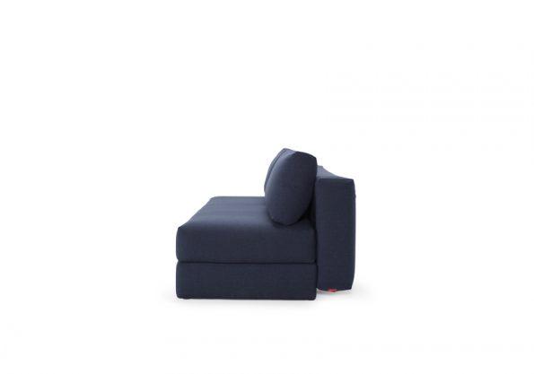 Дизайнерски разтегателен диван Osvald син 4