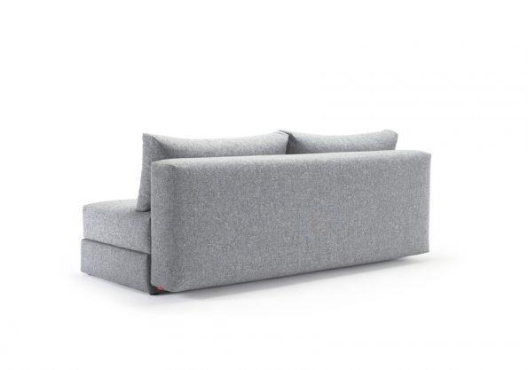 Дизайнерски разтегателен диван Osvald сив 6