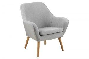 Кресло Astro светло сив