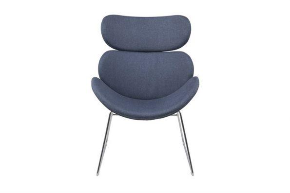 Кресло Cazar тъмно синьо 1