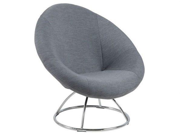 Кресло Garcia сиво