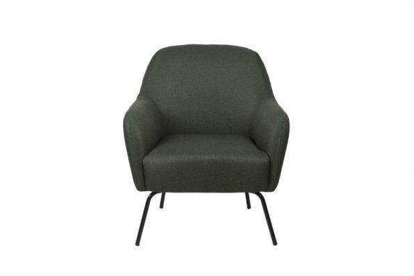 Кресло Melanie зелено 1