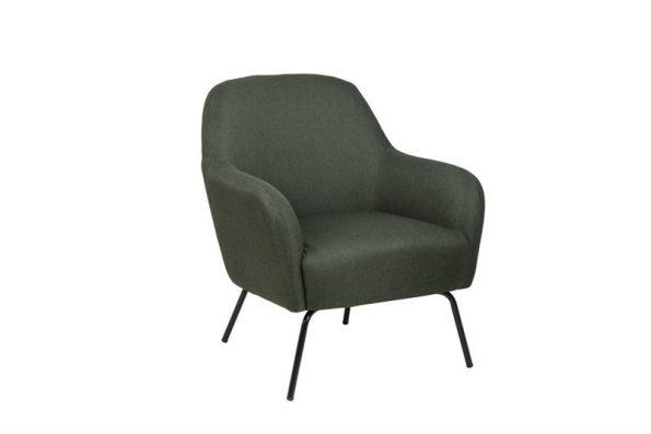 Кресло Melanie зелено