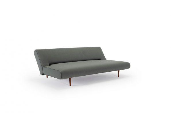 Дизайнерски разтегателен диван Unfurl Lounger зелен 5