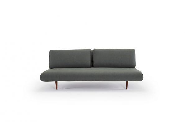 Дизайнерски разтегателен диван Unfurl Lounger зелен 7