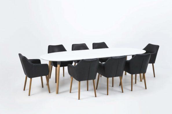 Разтегателна маса за трапезария Belina