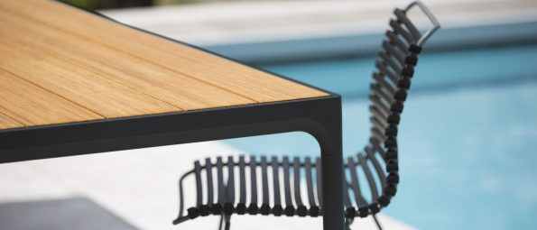 Дизайнерски градински стол Click
