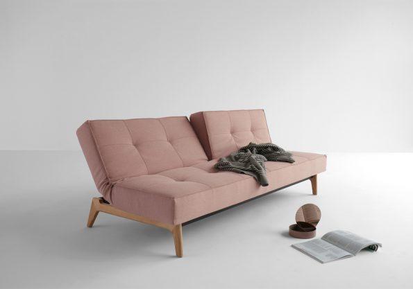 Дизайнерски разтегателен диван Splitback Eik Oak